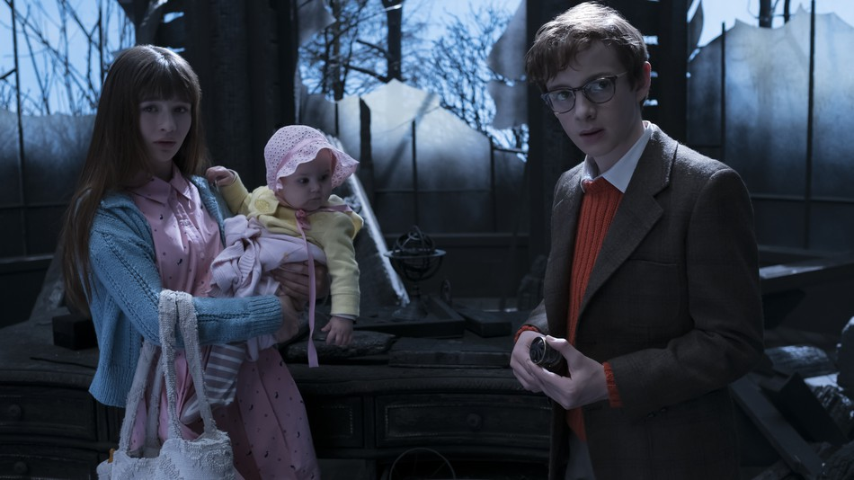 "Personagens de ""A Series of Unfortunate Events""."