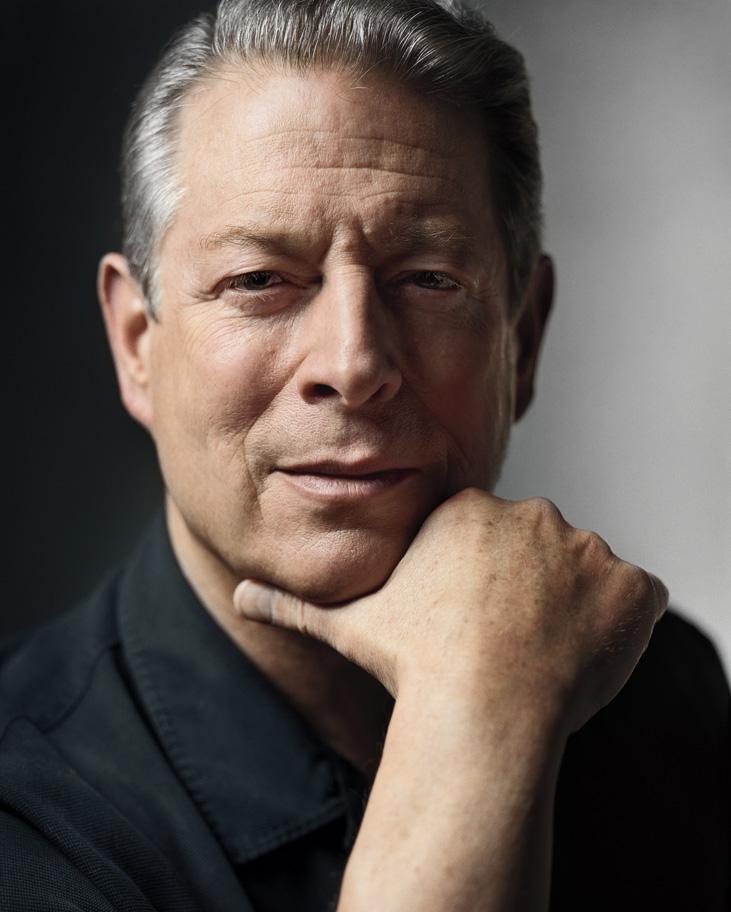 Al Gore é o orador principal do Porto Summit 2019