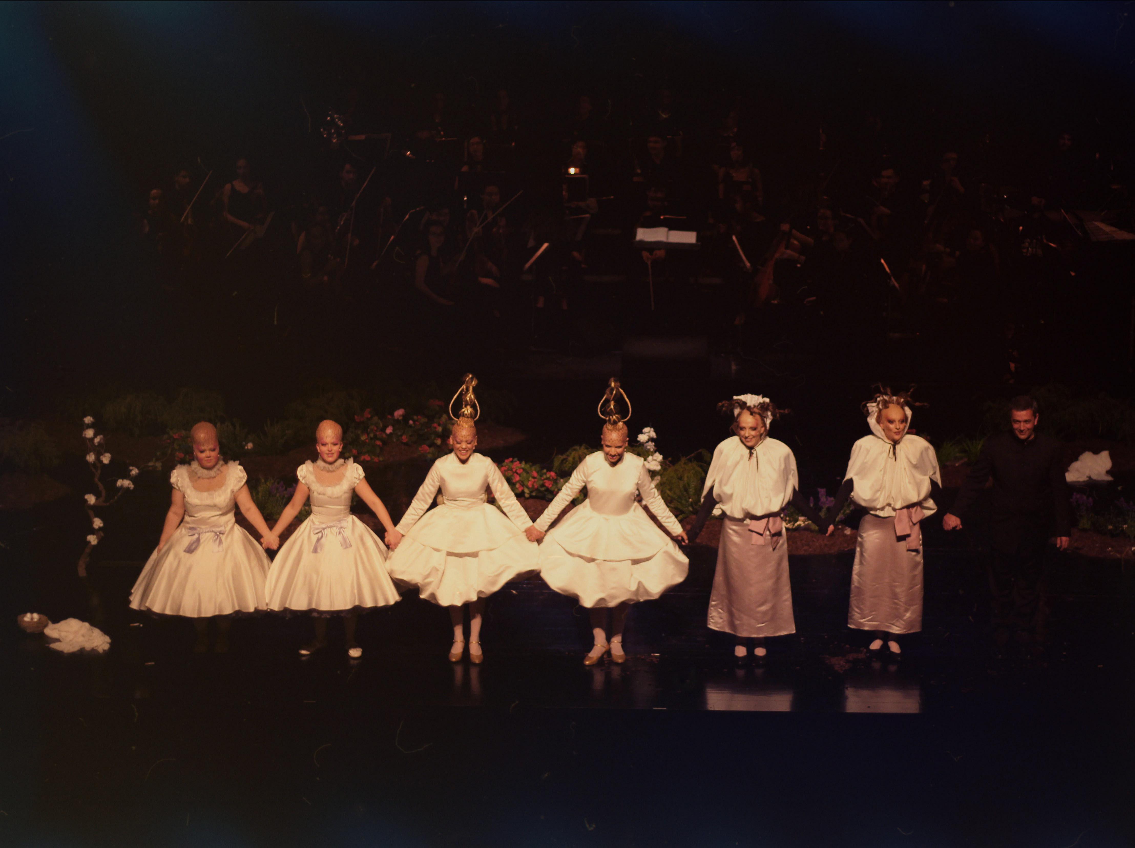 "Espetáculo ""Banda Sonora"". Fotografia: Joana Jacques."