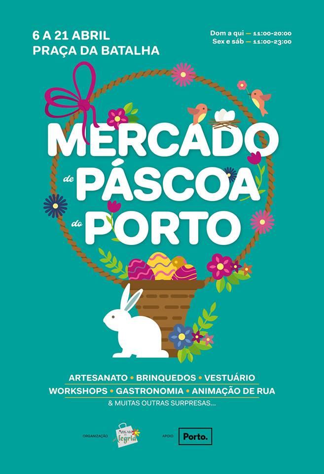 Créditos: Facebook Mercado de Páscoa do Porto