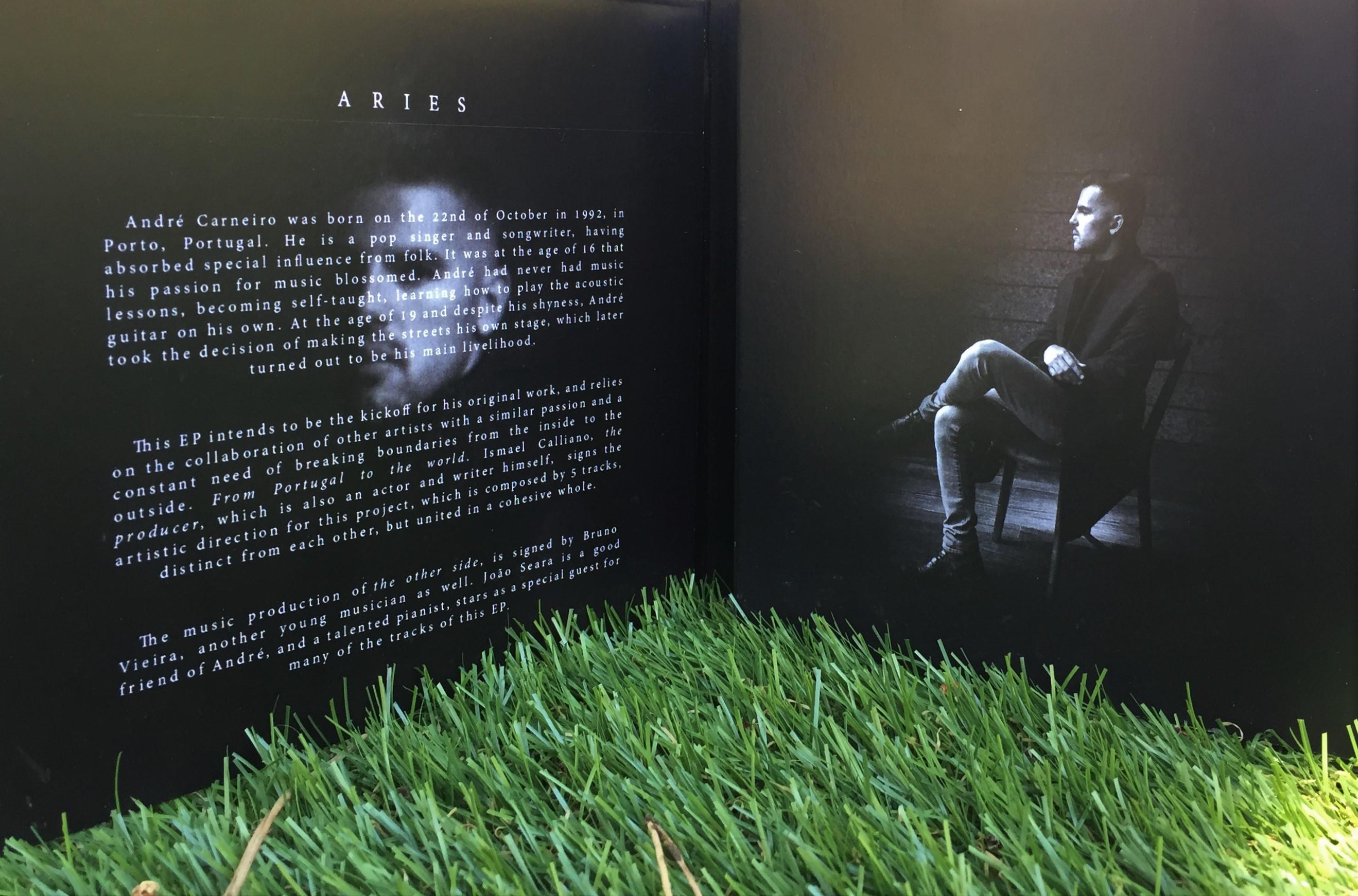 EP The Other Side - Fotografia de Inês Sincero.