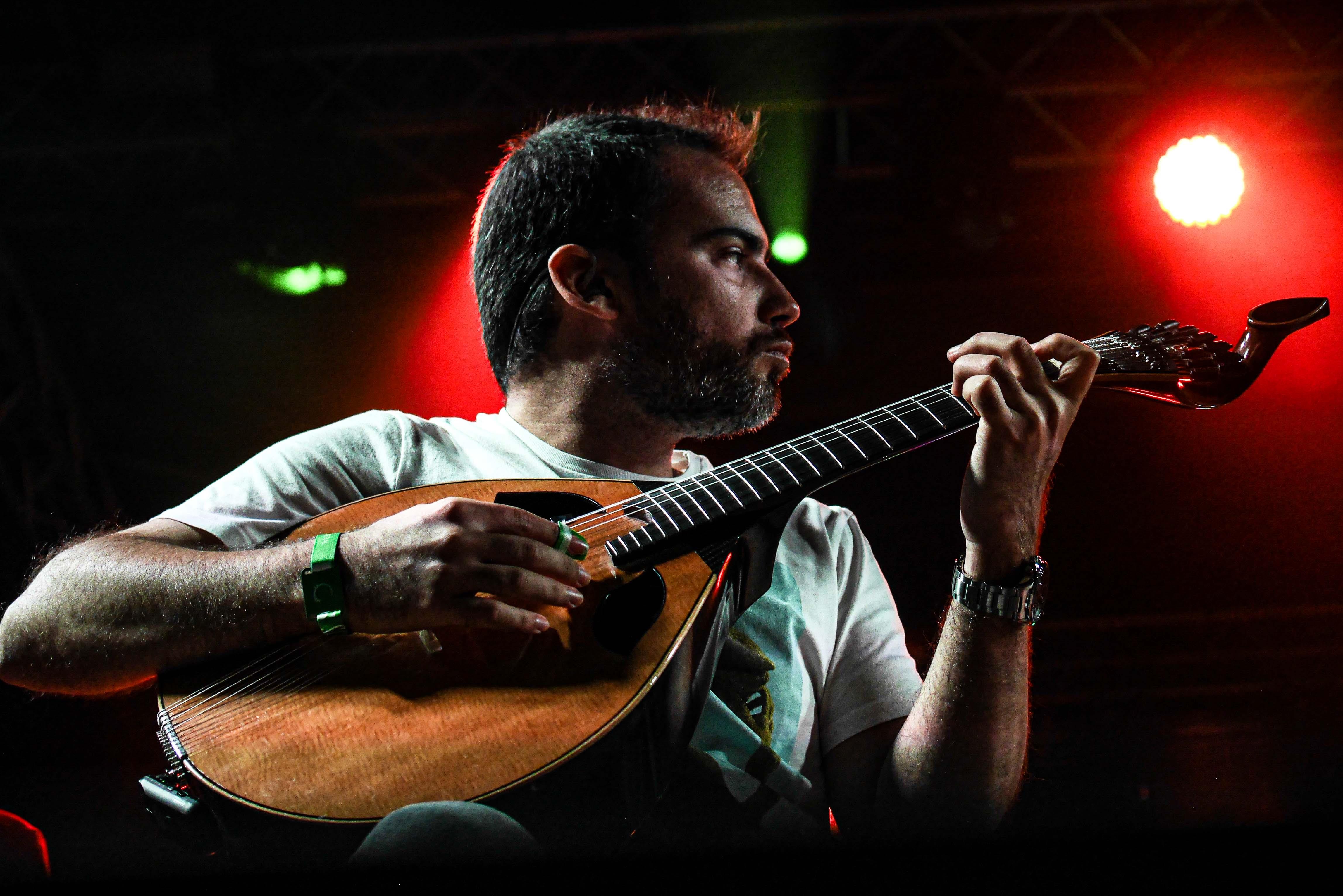 Ricardo Gordo. Fotografia: João Norte.