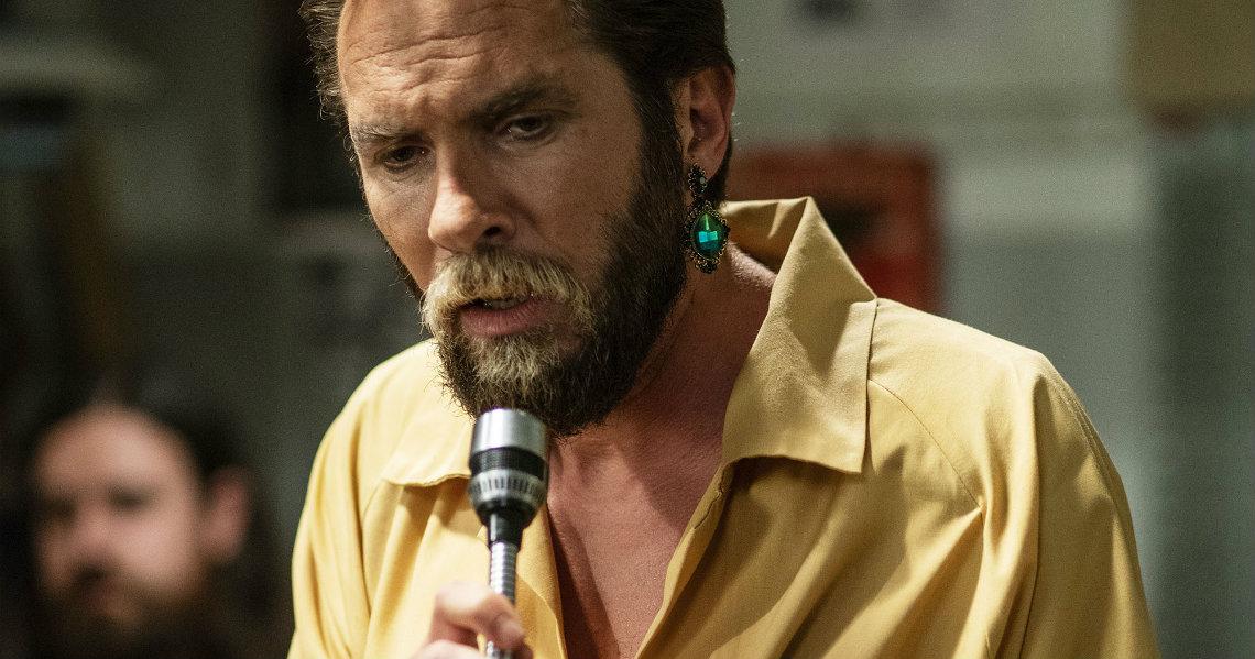 """Plano de """"Variações"""", realizado por João Maia e protagonizado por Sérgio Praia."""