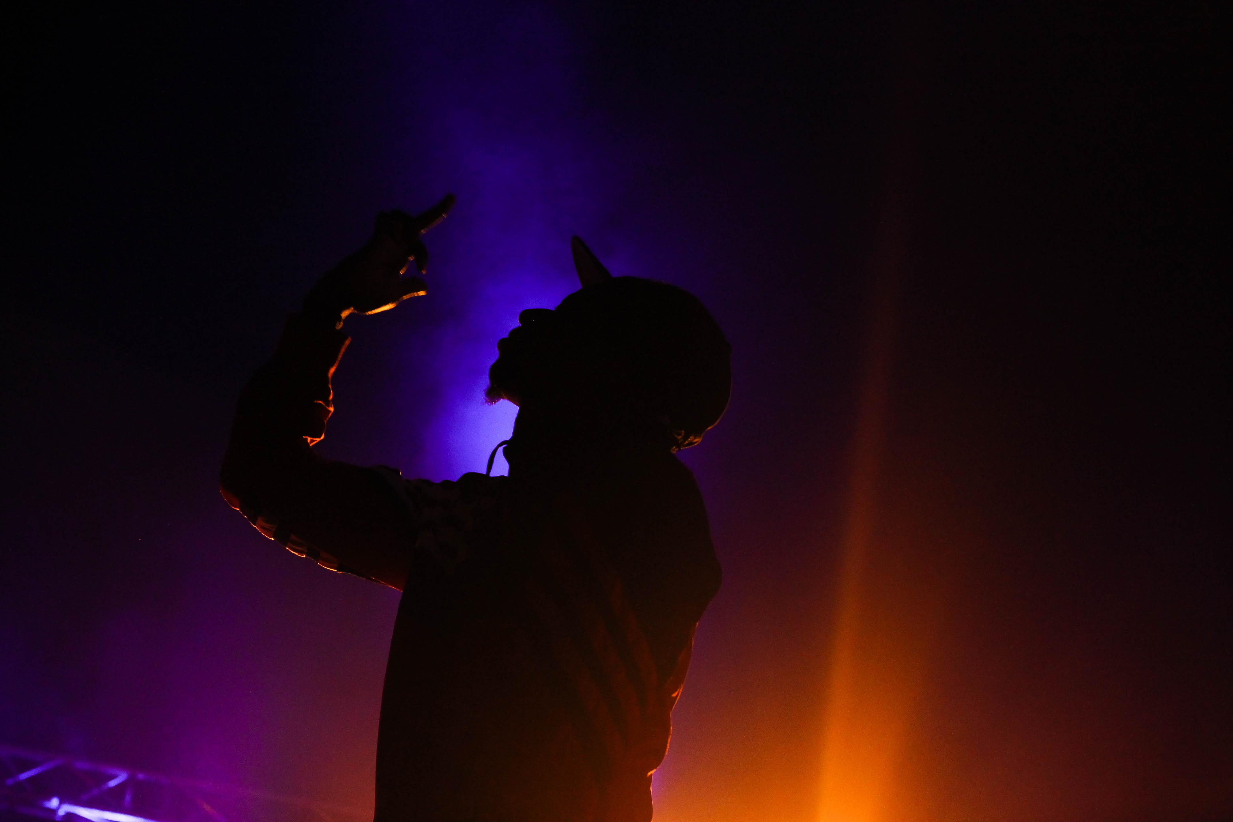 Allen Halloween. Fotografia: Francisca Gomes.