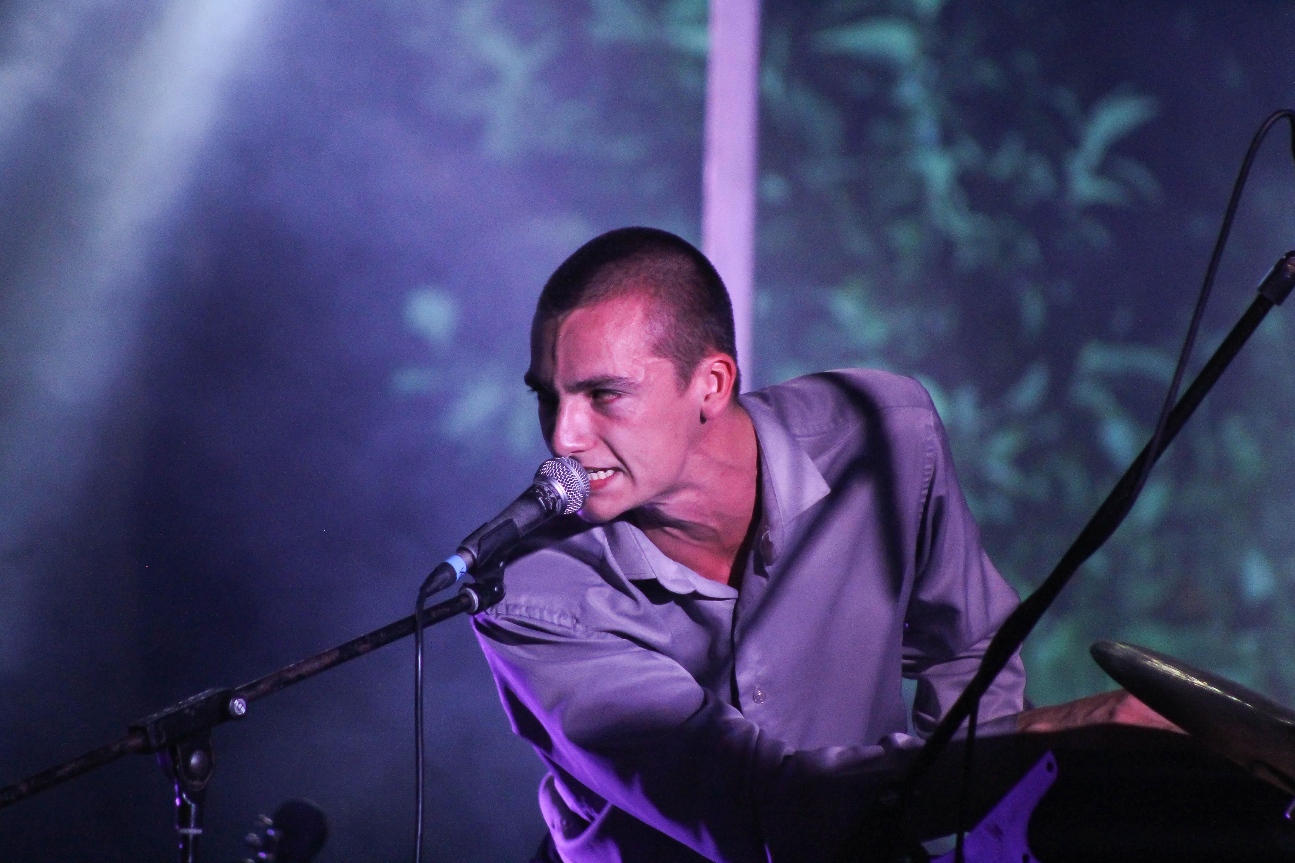 The Psychotic Monks. Fotografia: Francisca Gomes.