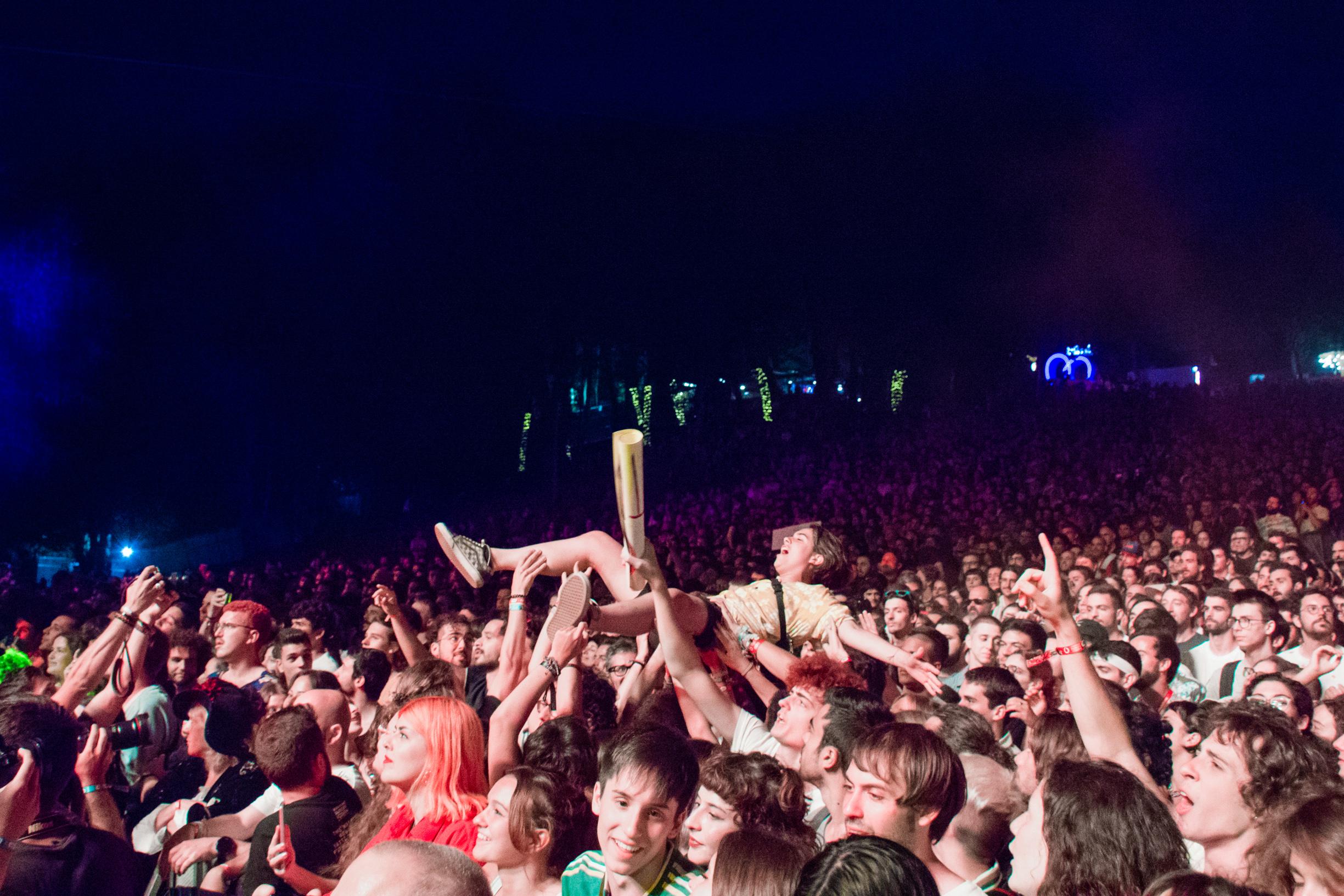 Público. Fotografia: Eli Pinheiro