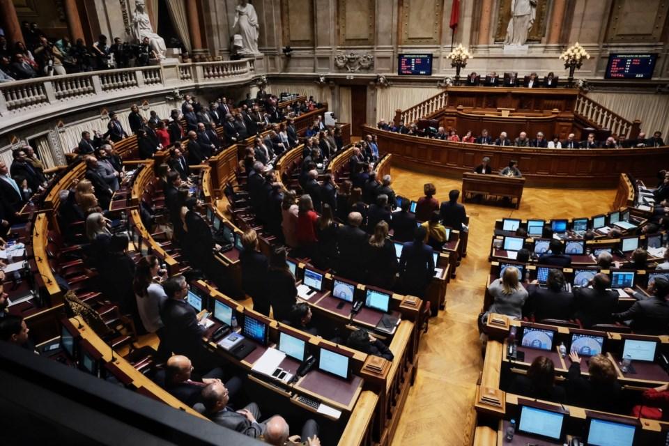 Assembleia da República RUI GAUDENCIO/PÚBLICO