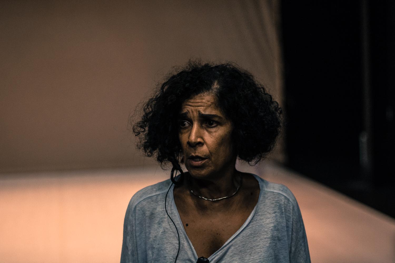 Joana Providência, diretora do espetáculo. Fotografia: Daniel Dias