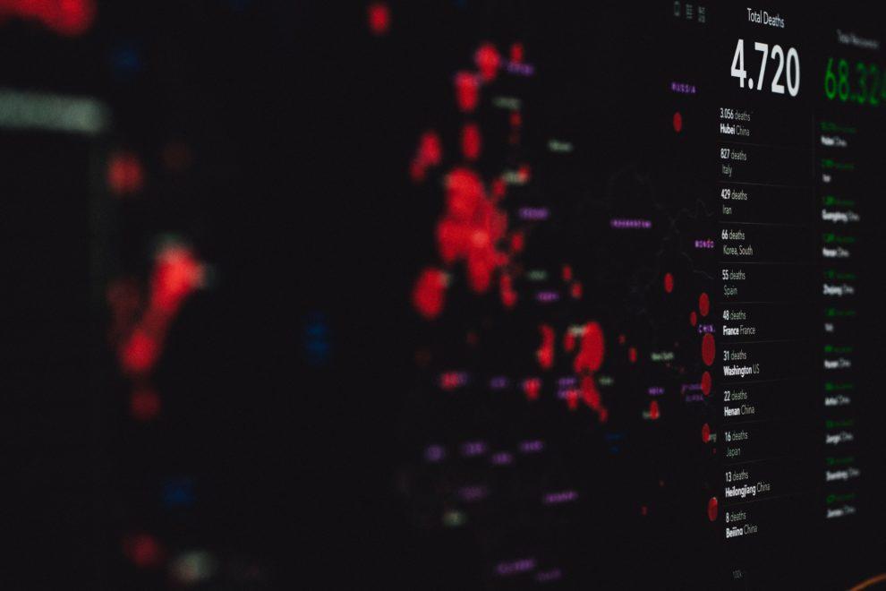 Em três meses, o novo coronavírus estendeu-se por todo o mundo. Imagem: Pexels