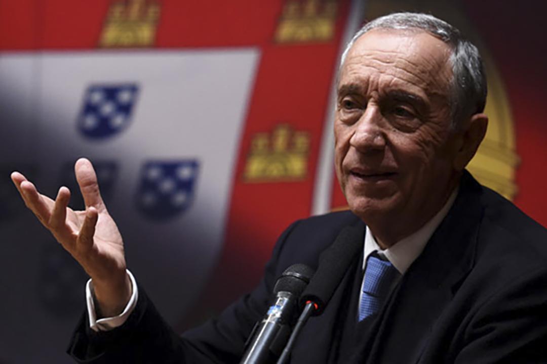 O Presidente da República, Marcelo Rebelo de Sousa, encontra-se em isolamento voluntário desde o dia 8 de Março.