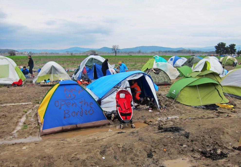 O governo português disponibilizou-se a acolher mil pessoas dos campos refugiados gregos. Imagem: Pixabay