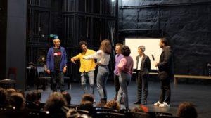 Fotografia: Teatro Nacional São João - Masterclass de Nuno Cardoso no dia 7 de março