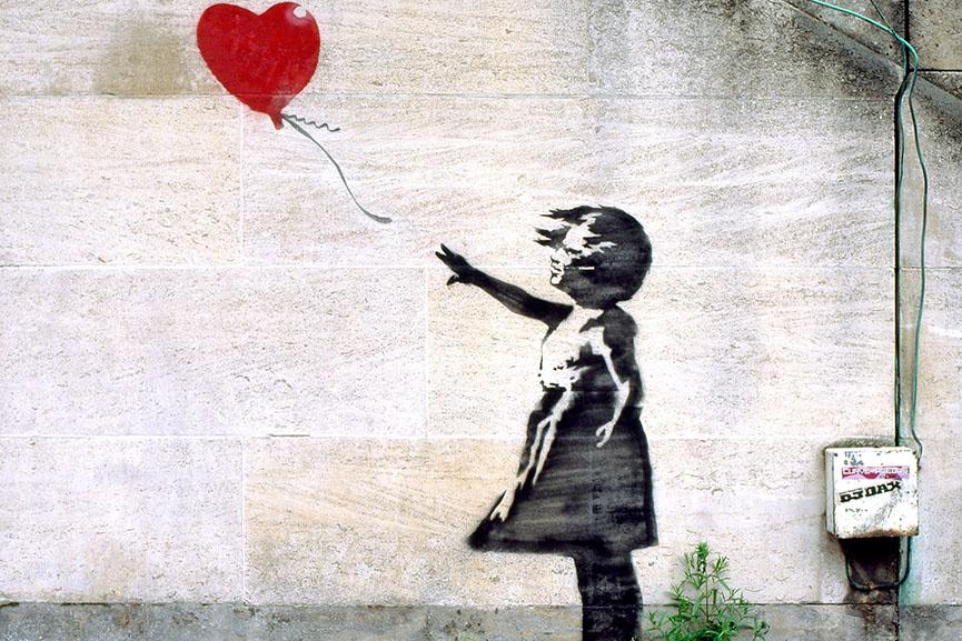 [Fotografia: Banksy / Alamy]