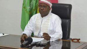 Umaro Cissoko Embaló, Presidente de Guiné Bissau. Foto: www.facebook.com