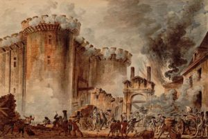 Prise de la Bastille, Jean-Pierre Houël