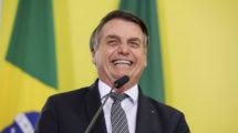 Palavras do Presidente da República do Brasil, Jair Bolsonaro. Foto: Isac Nóbrega/PR
