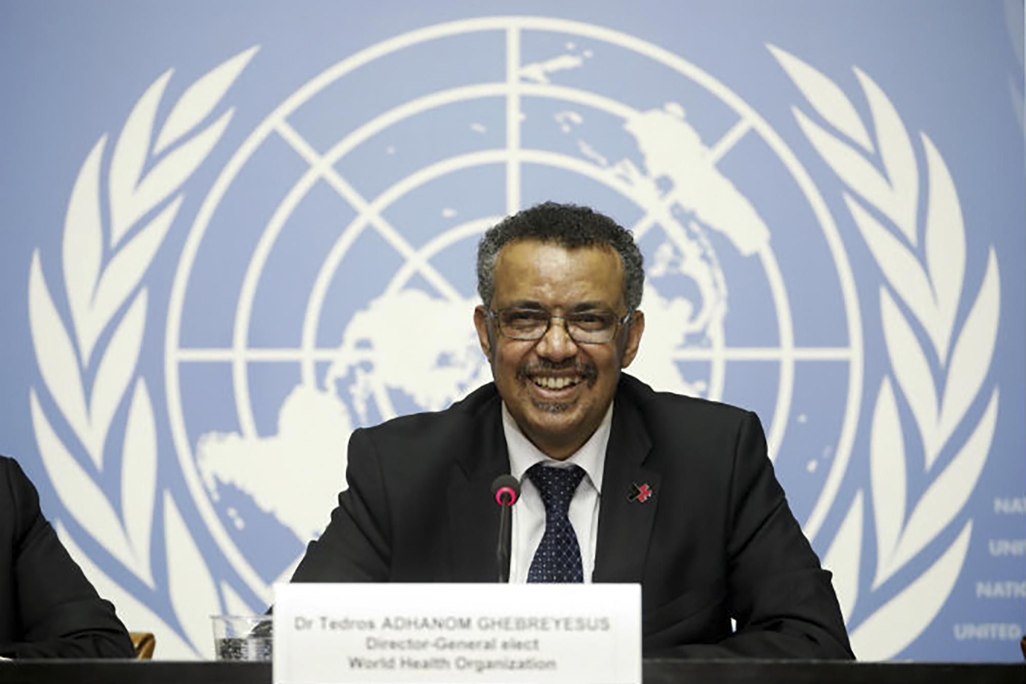 Tedros Ghebreyesus, Diretor-Geral da Organização Mundial de Saúde, defende que vacina seja acessível para todos (Fonte: www.who.int/)