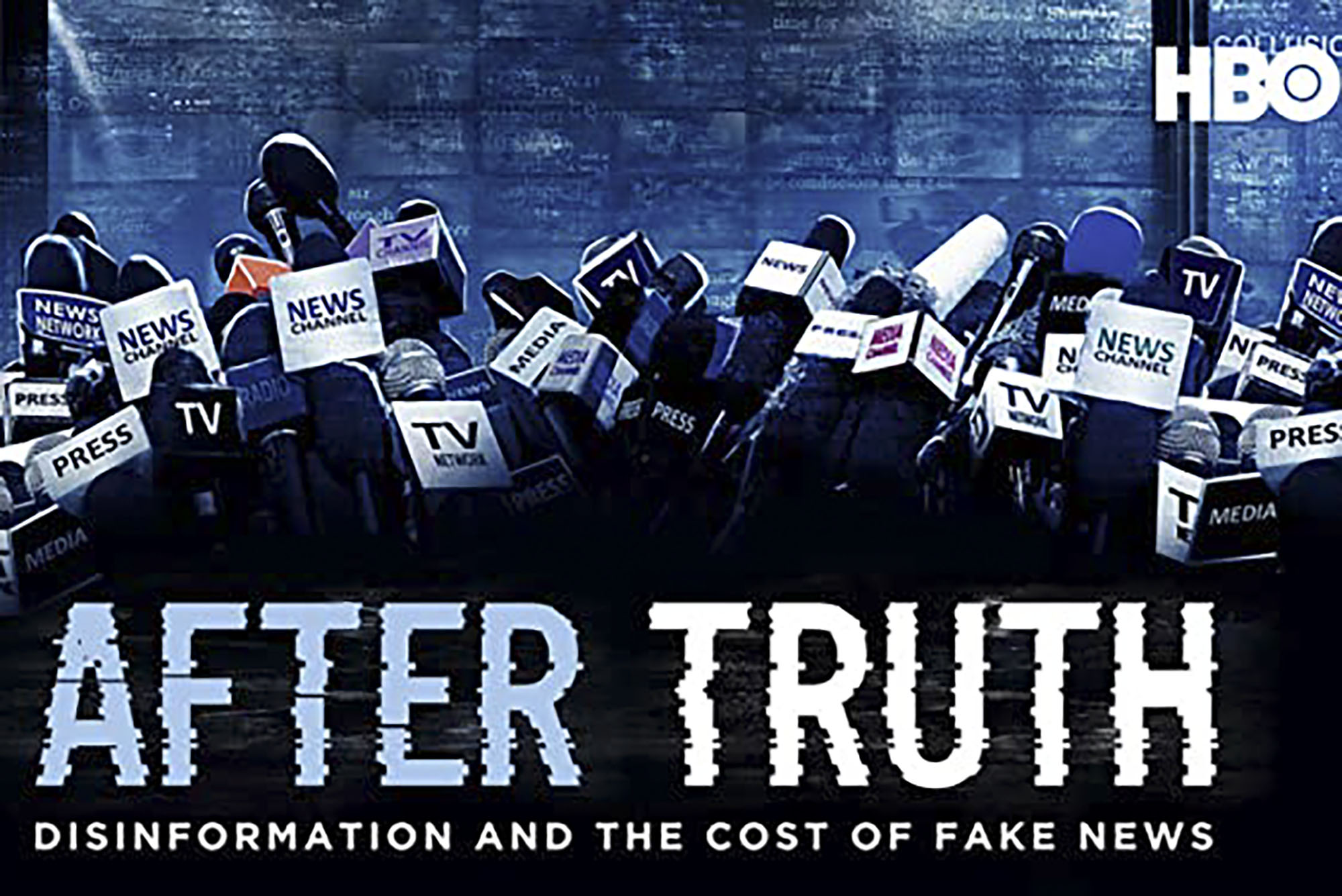 After Truth: Desinformation and the cost of fake news/ Amazon