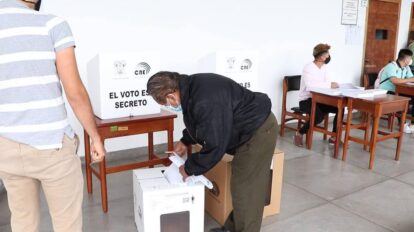 Presidenciais Equador