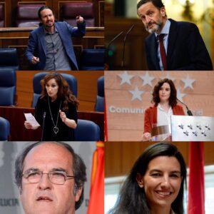 eleições madrid